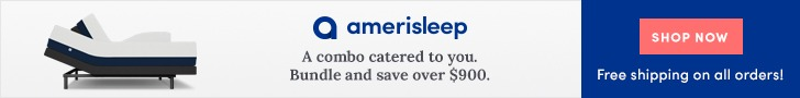 Amerisleep a combo catered to you.  Bundle and save over $900.  Free shipping on all orders